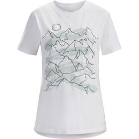 Arc'teryx Playground T-shirt Femme, white